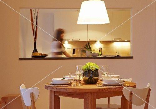 Durchreiche K Che stunning durchreiche kuche wohnzimmer modern images house design ideas cuscinema us