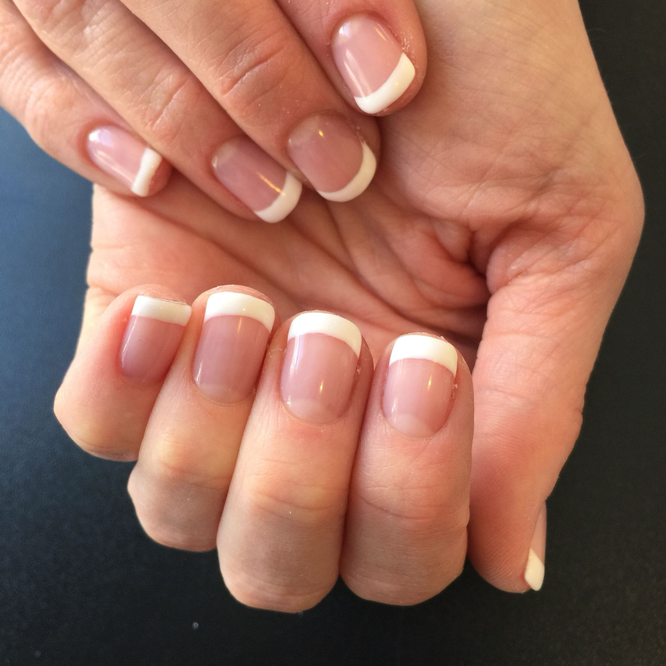 My work with Tammy Taylor\'s new French line | Nails | Pinterest ...