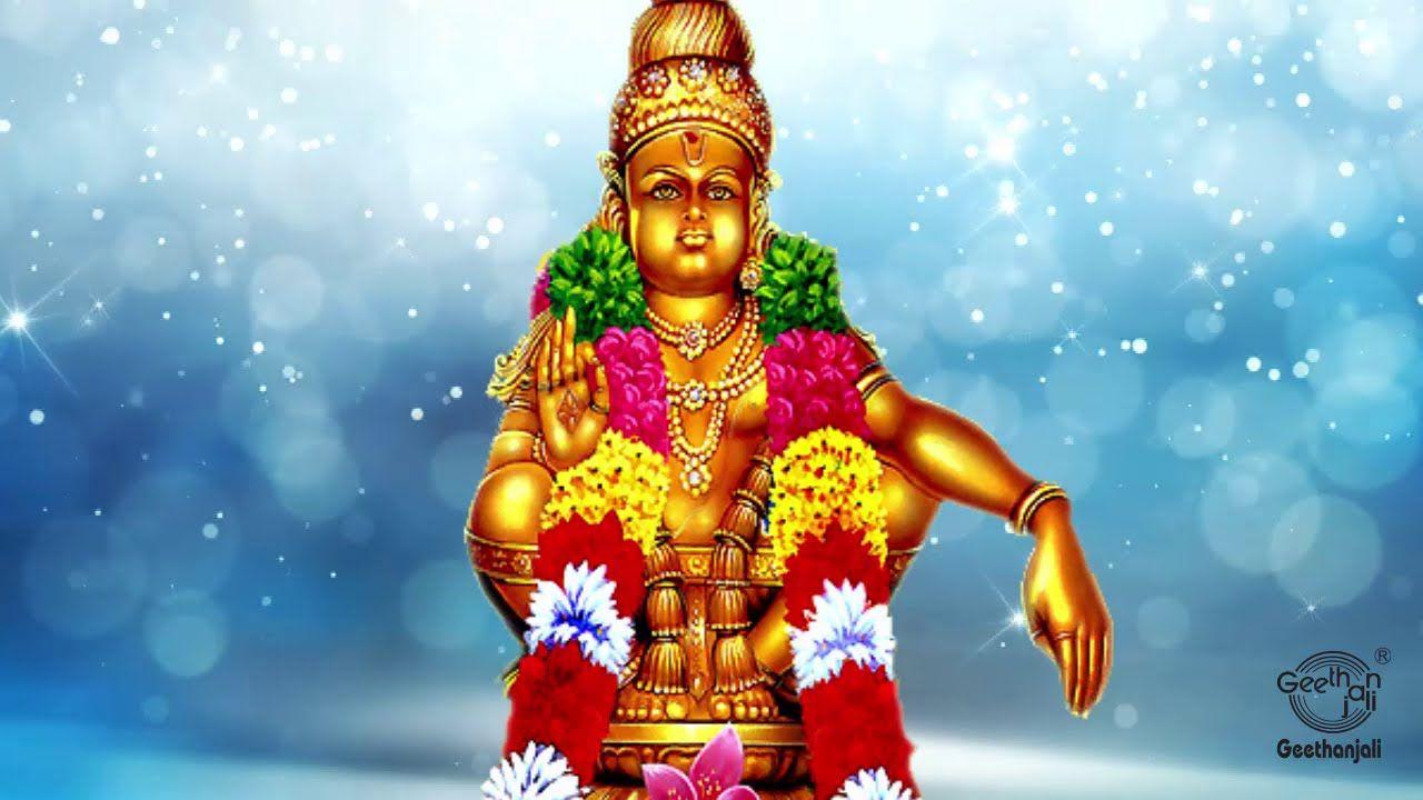 Lord Ayyappan Or Simply Ayyappa Also Spelled As Ayappa Is A Popular Hindu Deity Worshiped Mainly In South India Ayyappa Swamy Lord Ayyappa New Wallpaper Hd