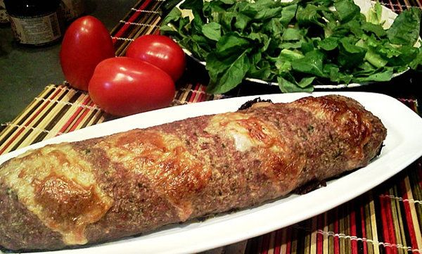 Rocambole de carne| Gastronomia e Receitas - Yahoo! Mulher