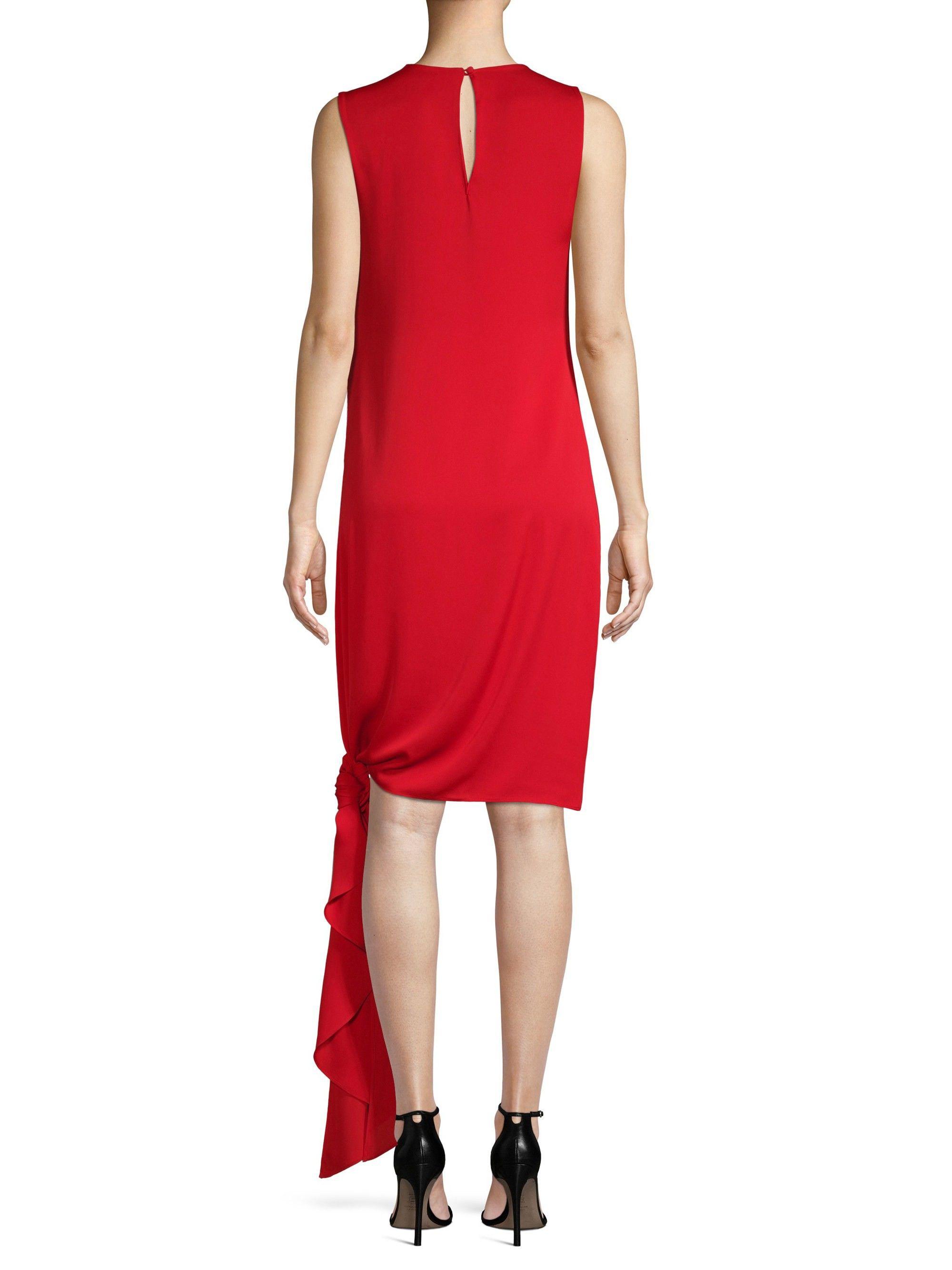 21a39a90 Stretch Silk Chiara Shift Dress by Milly | Products | Dresses, Silk ...