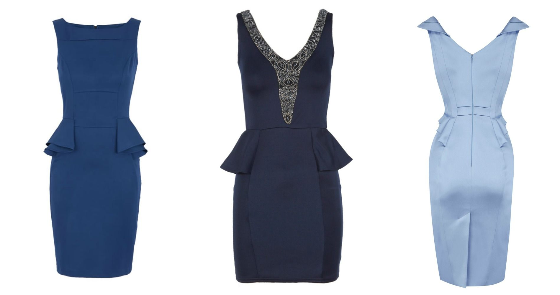Dresses for a country wedding  What to Wear to a Country Wedding  Peplum Dresses  Peplum dresses