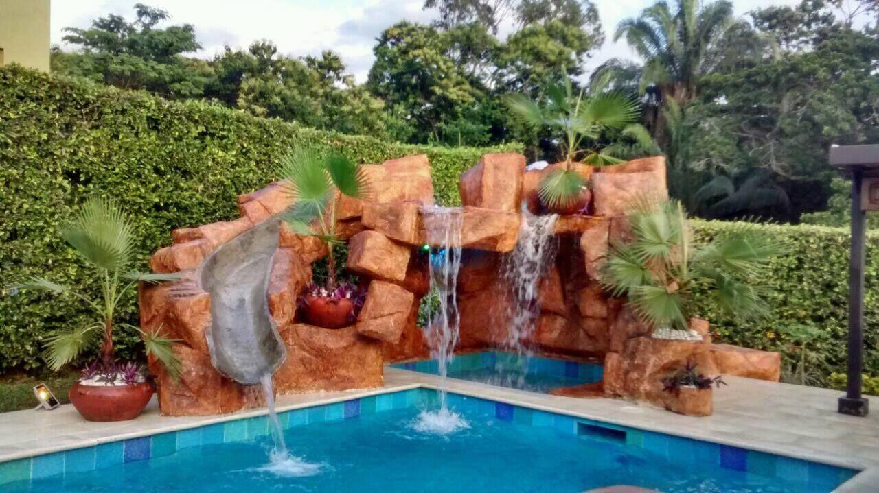 Dise o y construcci n de cascada artificial cascadas for Cascadas artificiales modernas
