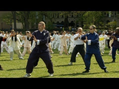 World Tai Chi Day in New York City - YouTube - Ever Last Sat