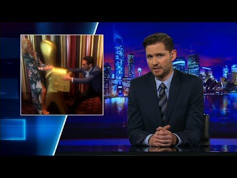 The Weekly: Gold Logie - YouTube