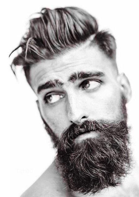 The 3 Best Hairstyle Beard Combinations Beard Styles 2016