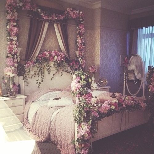 3 Steps To A Girly Adult Bedroom Chic Bedroom Girly Bedroom Fairy Bedroom