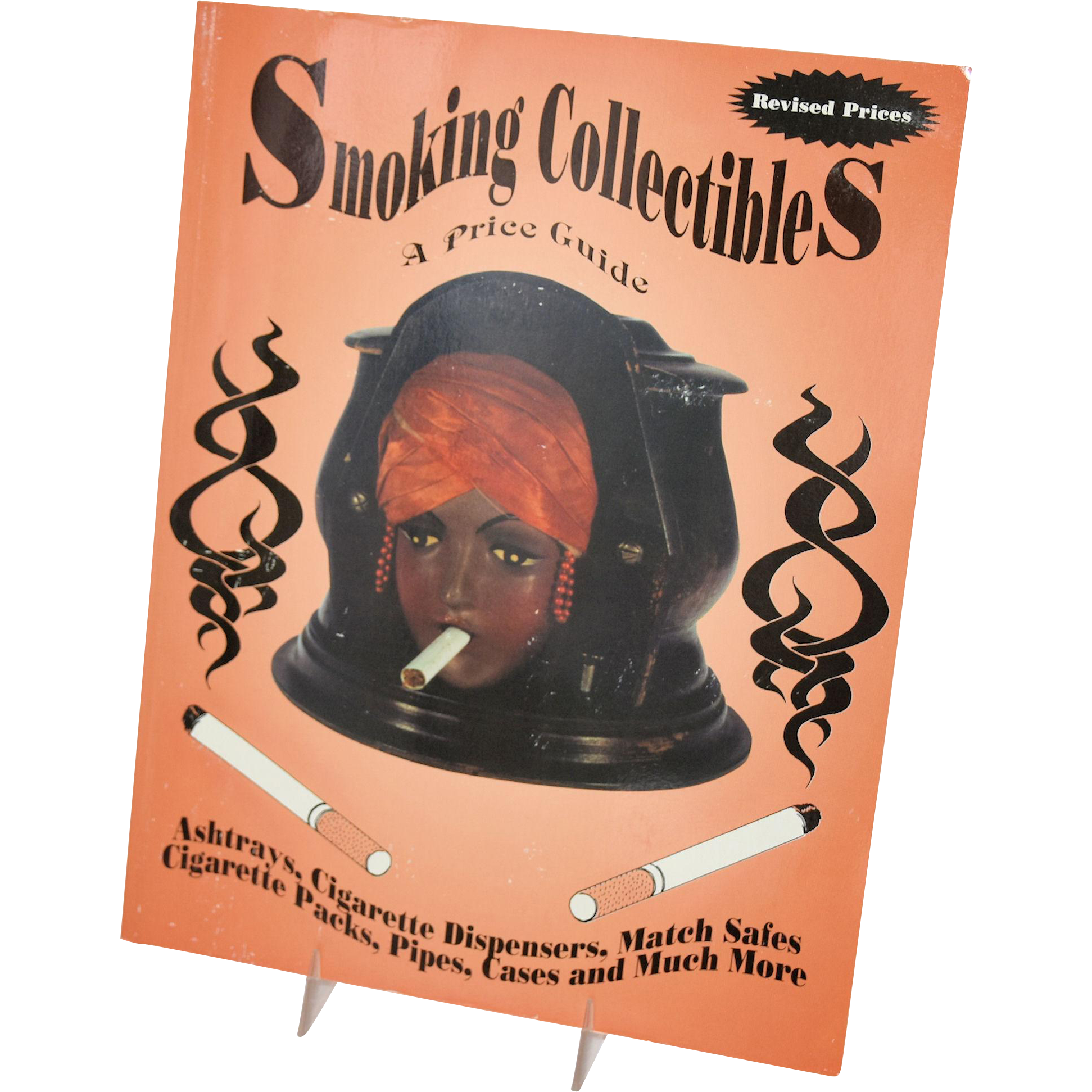 Vintage Collectibles Smoking Book Identification Value Price Guide ...