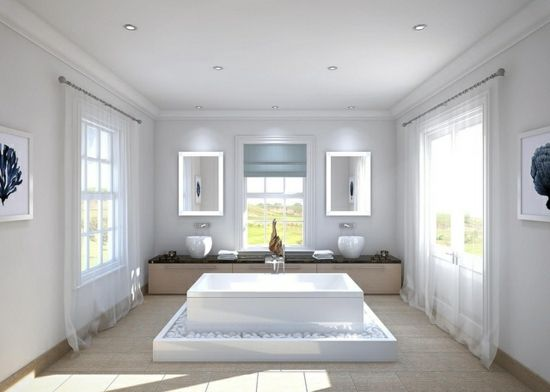 Wohnideen Badezimmer Feng Shui Stil Wohnideen Pinterest - wohnideen von feng shui