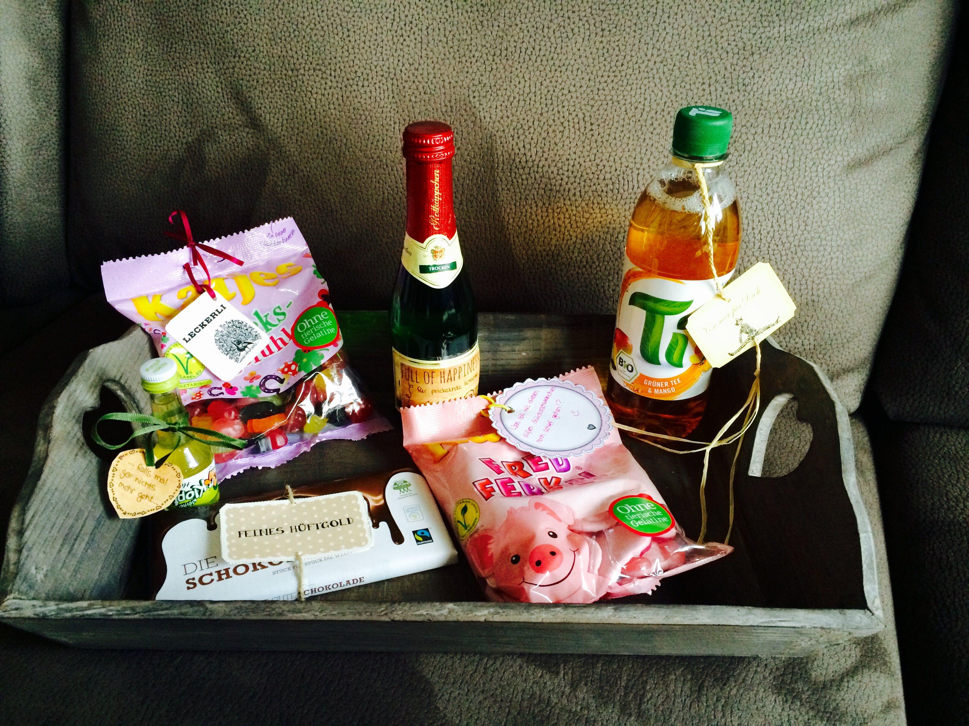 Pr/üfung bestanden Geschenkbox mit Schleife Abschlusspr/üfung Geschenk