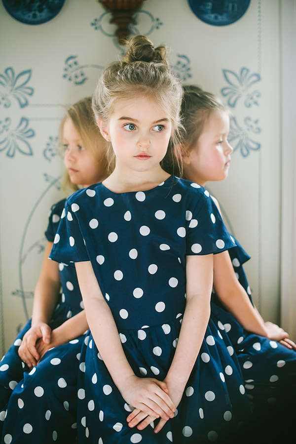 Courtly Sophisticated Childrenswear - 'Aristocrat Kids' SS14 Collection is Youthful and (GALLERY)