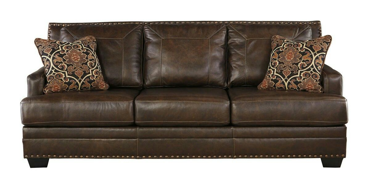 Pin By Alicia Swift On Fixtures And Furnishings Ashley Furniture Living Room Faux Leather