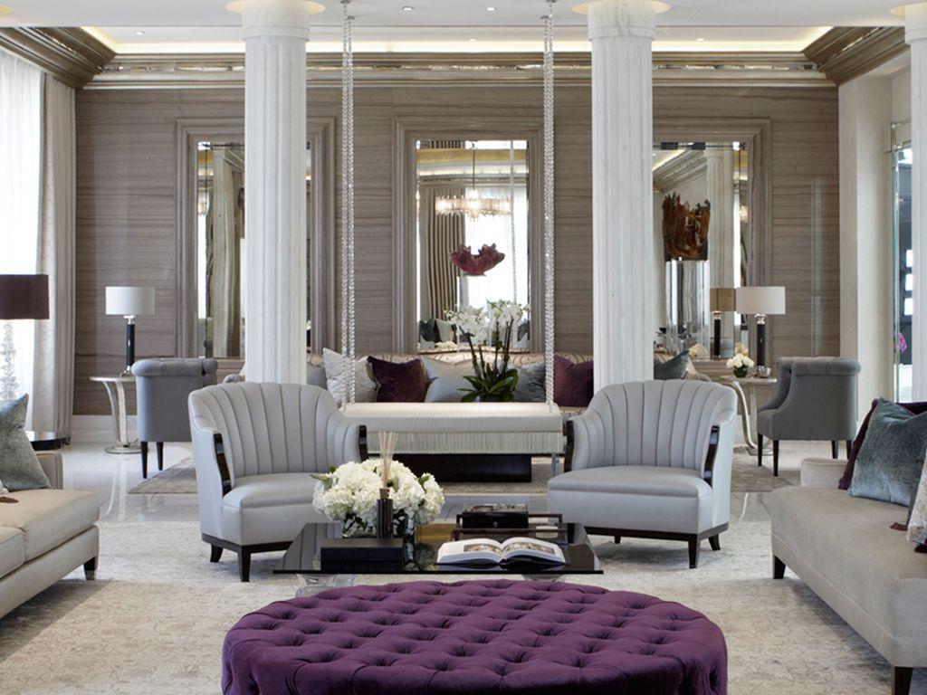 louise+bradley+furniture  Villa, Kuwait  Louise Bradley  Interior Design - Louise ...