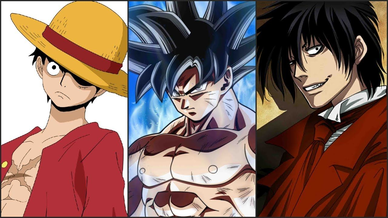 Top 10 Most Powerful Anime Heroes of All time Best Anime