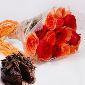 Flowers And Cakes Delivery By Indore Florist