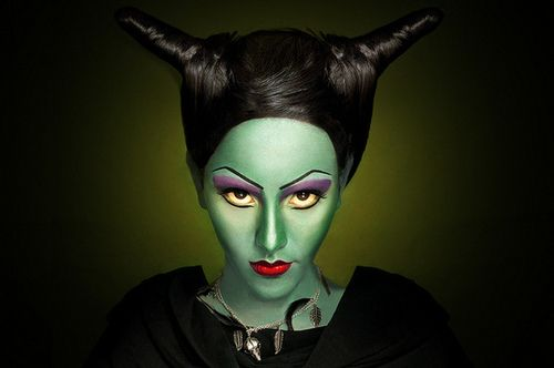 Tumblr Costumes Pinterest Maleficent makeup, Maleficent and