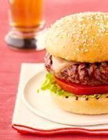 Saucy Cheeseburgers recipe