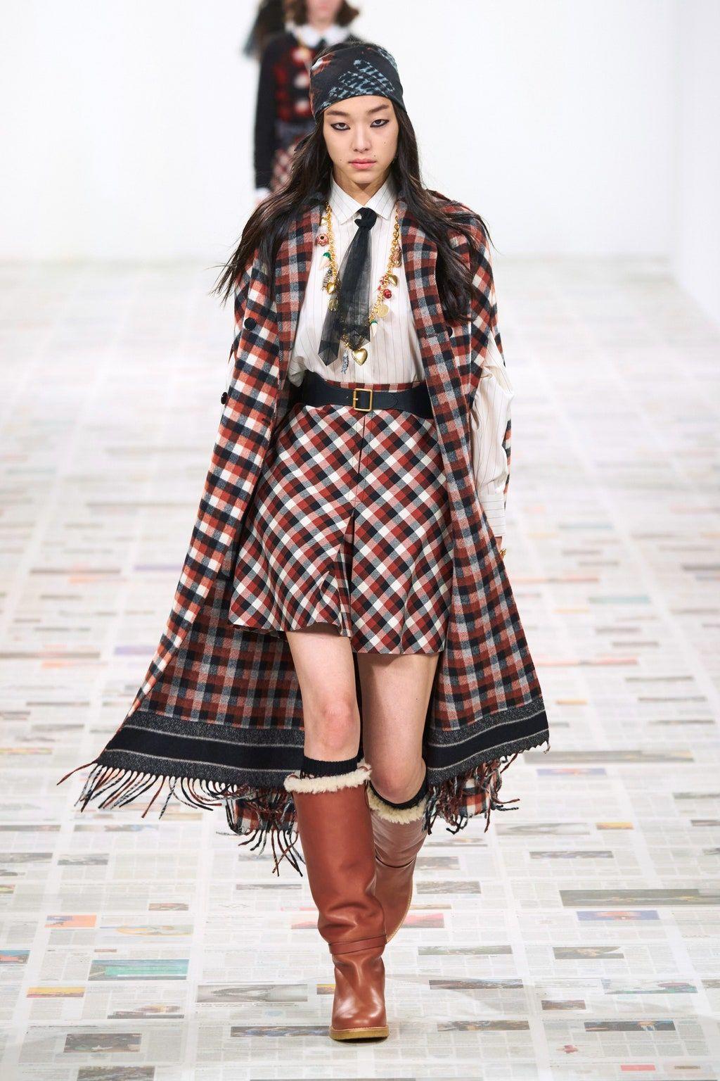 Christian Dior PrêtÀPorter AutomneHiver 20202021