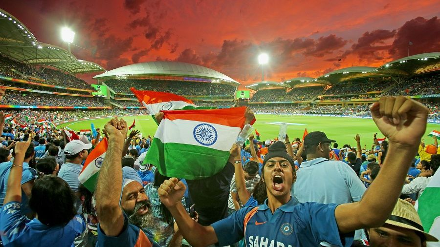 Pin on India Defends In Style Against Pakistan