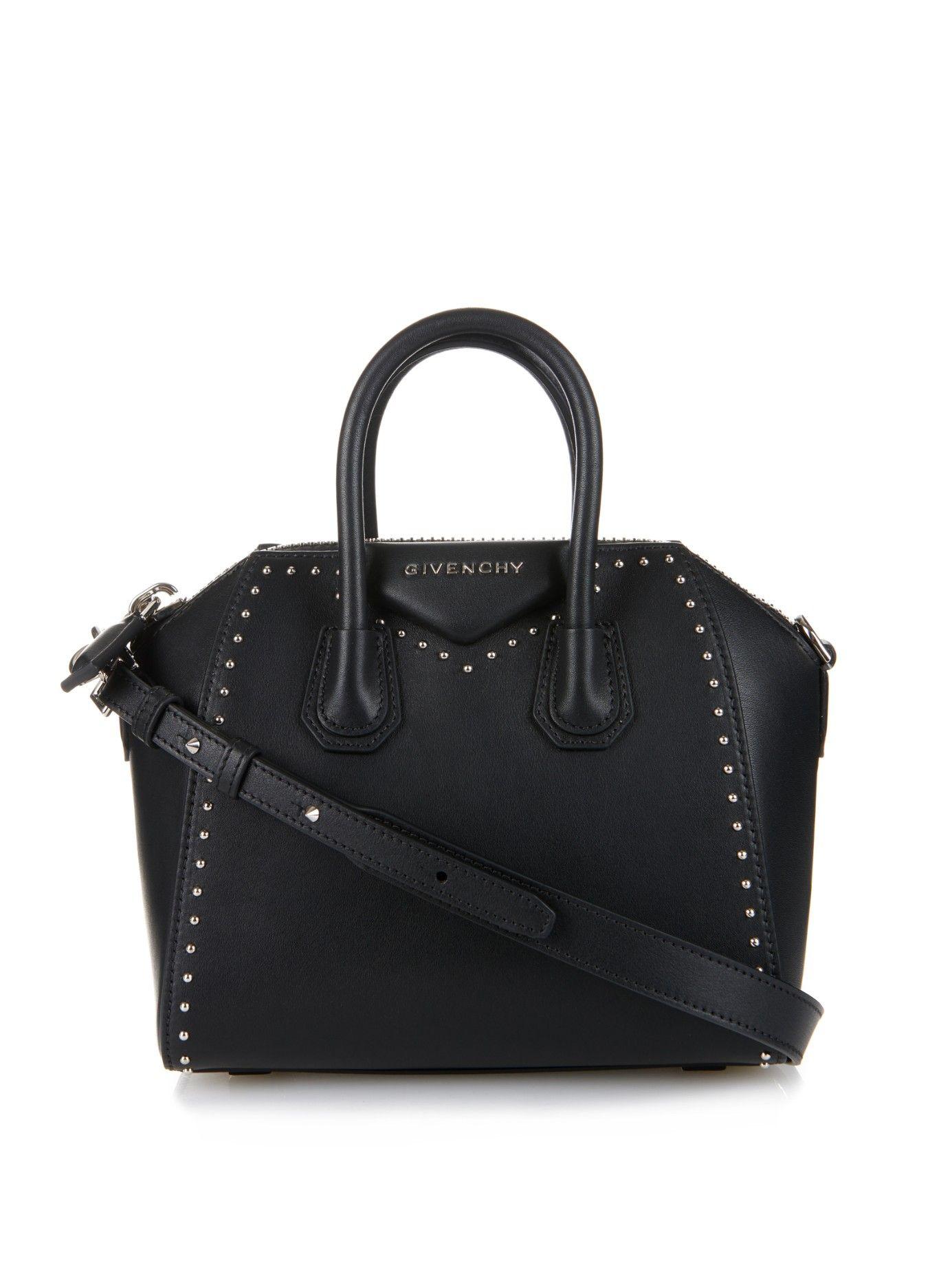 Antigona mini leather cross-body bag   Givenchy   MATCHESFASHION.COM UK