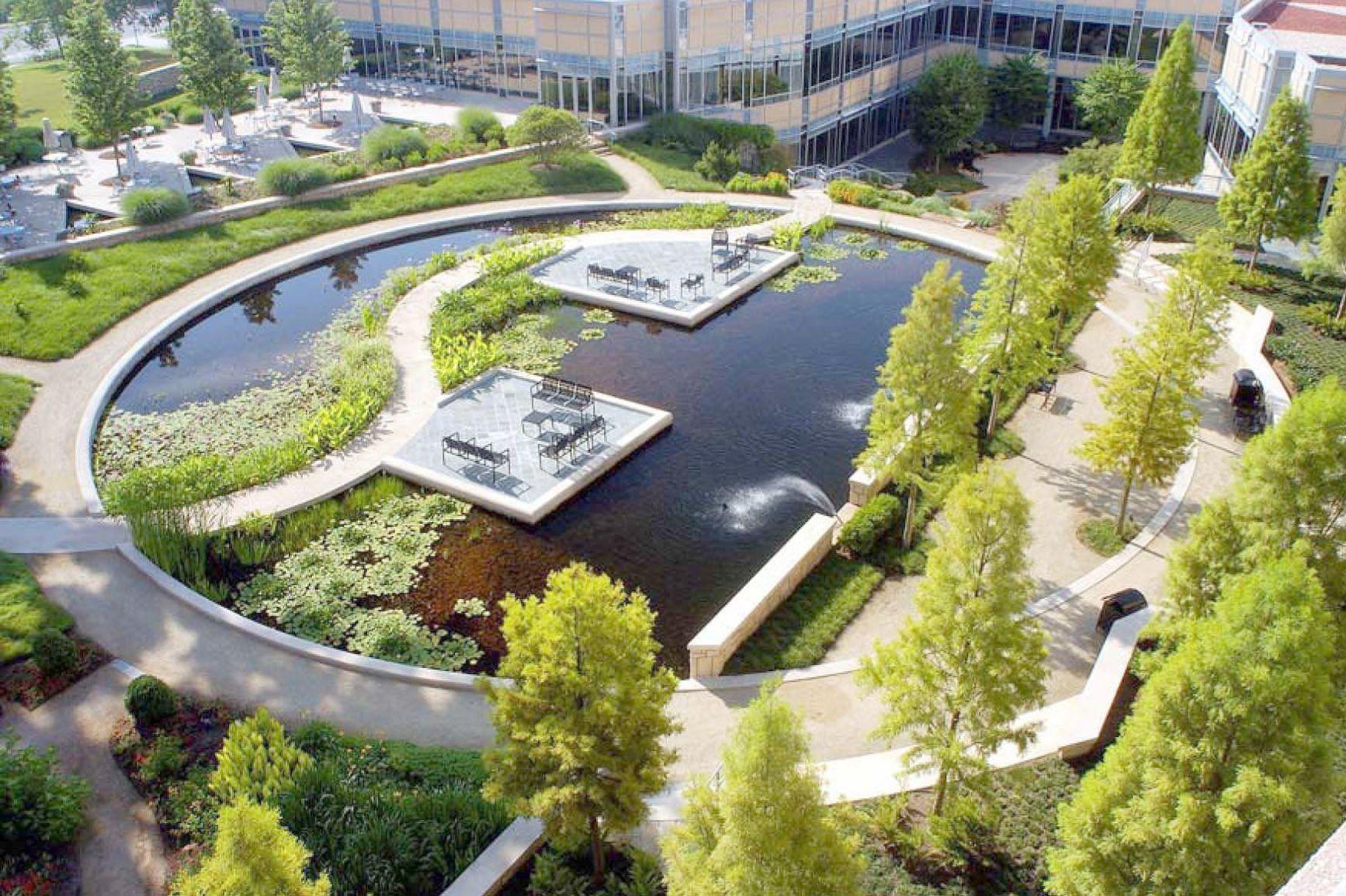 Landscape Architecture Degree Apprenticeship half ...