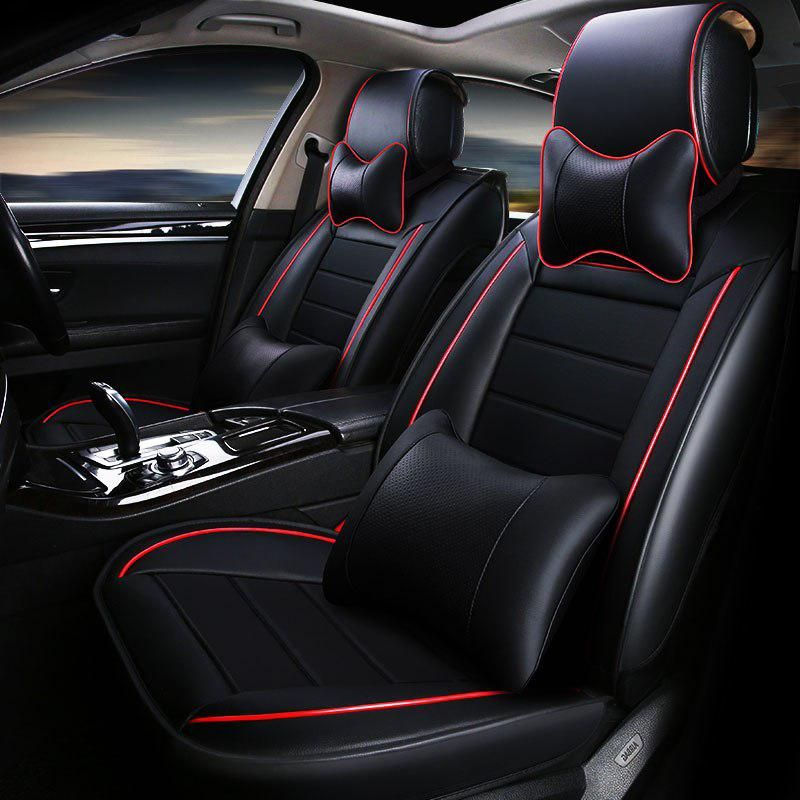 Car Seat Cover Auto Seats Covers Leather For Jeep Grand Cherokee Compass Commander Renegade Wrangler 2013 2012 2011 2010 Car Seats Carseat Cover Car Seat Cover Sets