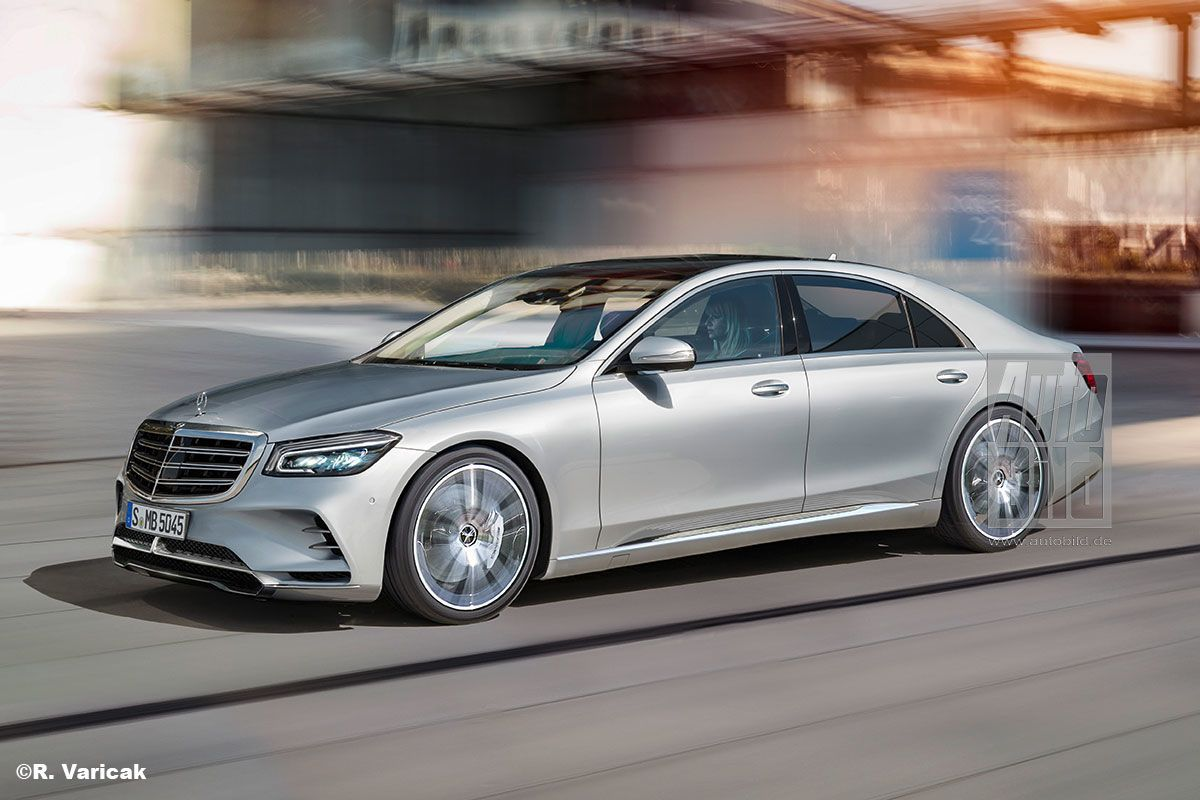 Scoop Latest News On The 2020 Mercedes S Class And All New