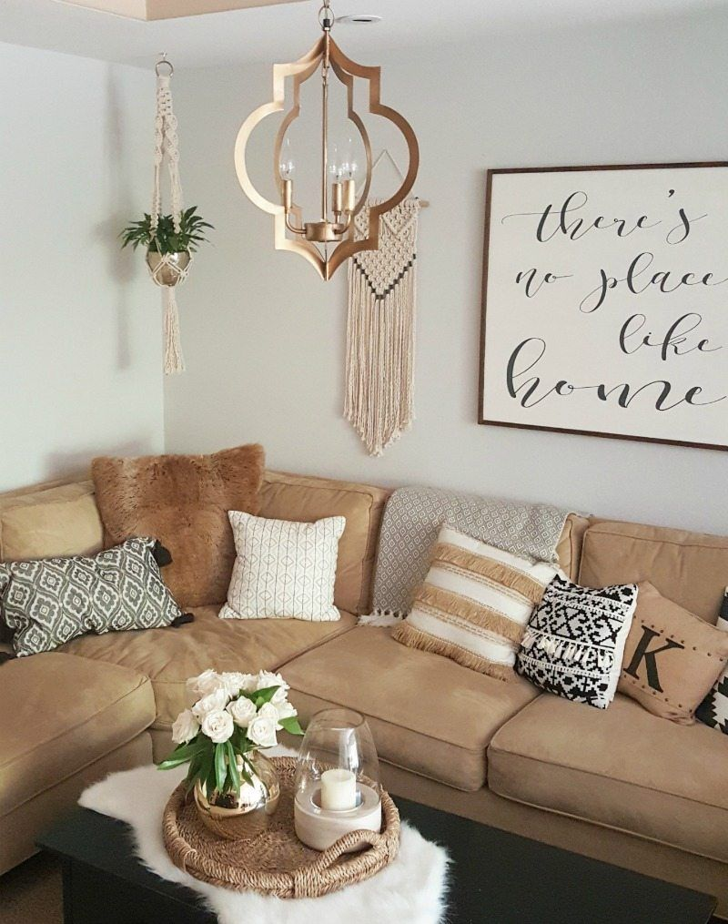 Photo of How to Create a Boho Look in Your Home – The Design Twins