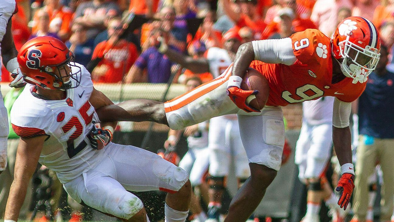 Game to beware for each Top 25 college football team