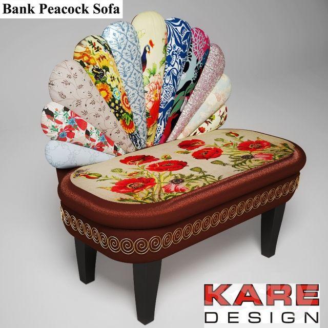 Bright sofa Kare Design