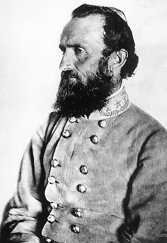 stonewall jackson facts