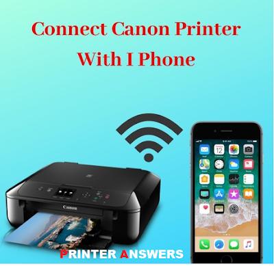 How To Setup A Canon Pixma Mx492 Wireless Printer To Iphone Wireless Printer Printer Wireless Networking