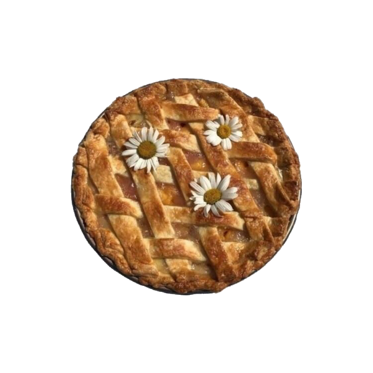 Wildflower Pie Png In 2020 Food Png Food Icons Apple Pie