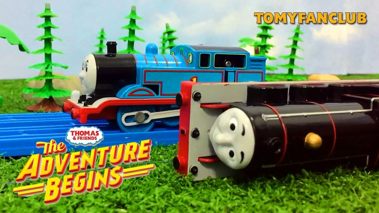 James Runaway And Crash The Adventure Begins Us Thomas And Friends In 2020 Thomas And Friends Thomas And Friends Videos Thomas And Friends Trains