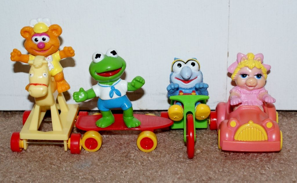 Details about Lot of McDonald's and Disney Toys Happy Meal