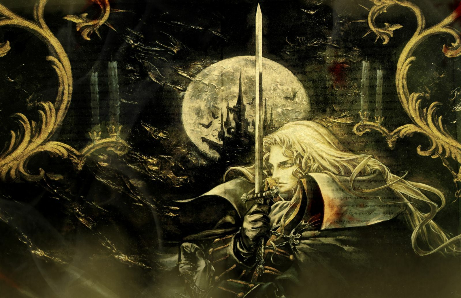 Castlevania Symphony Of The Night Wall Poster 22 In X 34 In