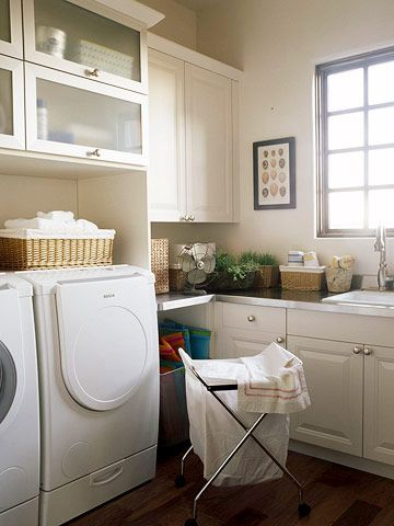 Creative Laundry Room Cabinetry Ideas Dream Laundry Room