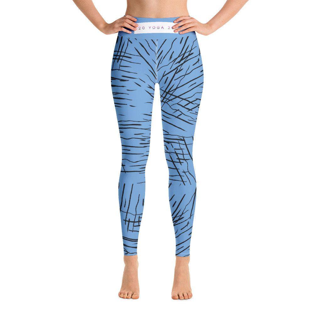 Yoga strip