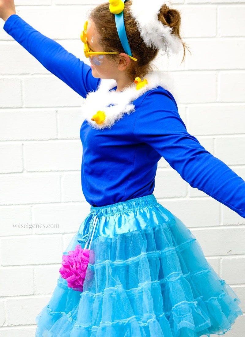 Diy Karneval Kostume Selber Basteln Und Nahen Baum Und Schaumbad