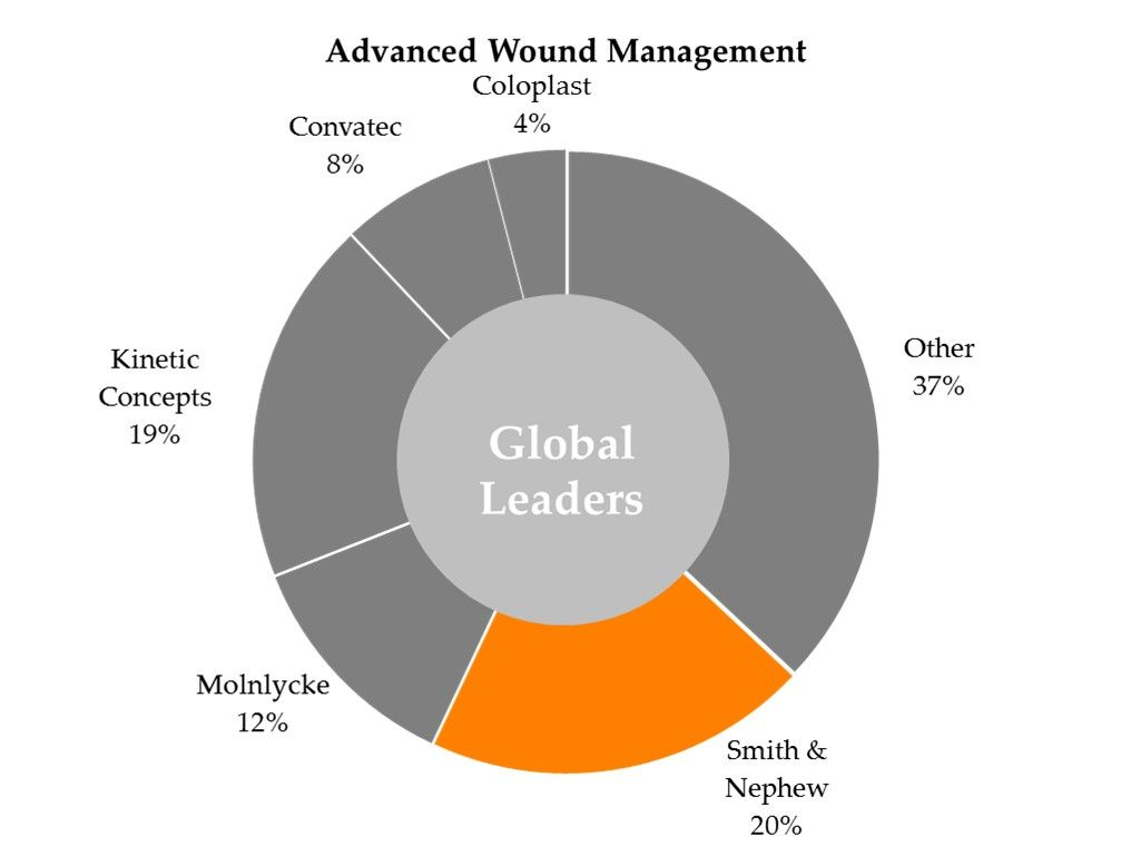 The Global Market For Advanced Woundcare Is Expected To Reach   The Global Market For Advanced Woundcare Is Expected To Reach Bn By   Contact Us To Buy The Report At Nikhildharskyquesttcom