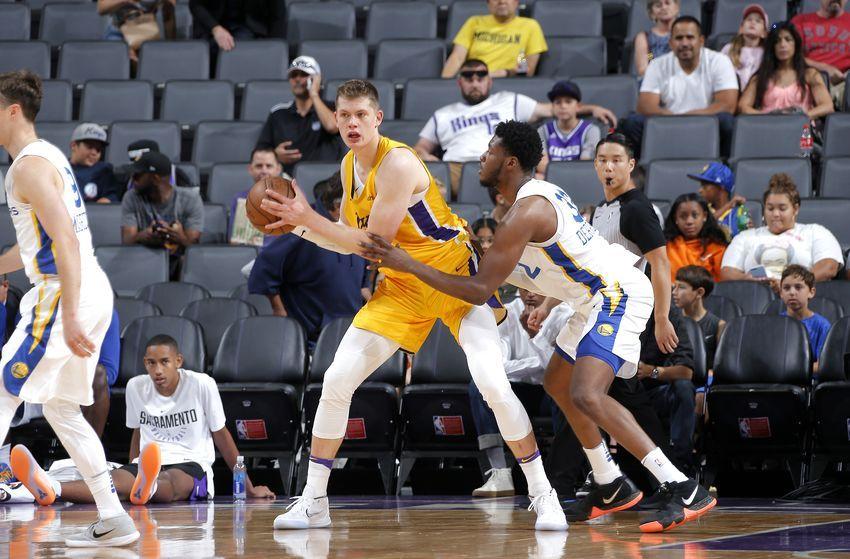 Los Angeles Lakers What Moe Wagner S Injury Means For The Team Los Angeles Lakers Lakers Los Angeles