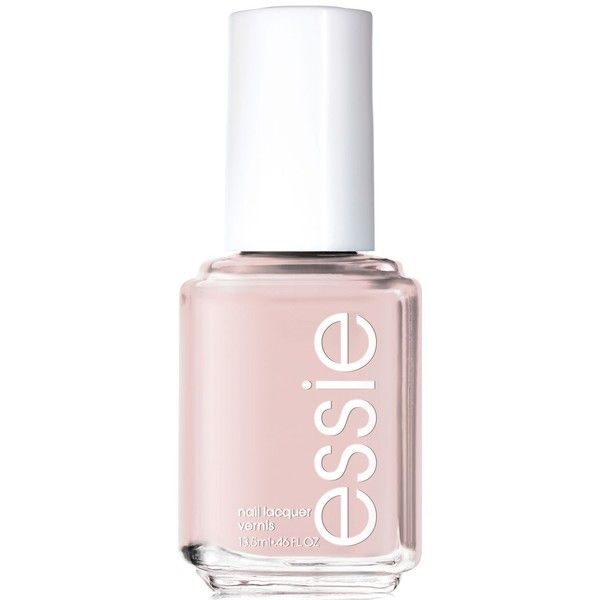 Essie Winter Nail Color ($9) ❤ liked on Polyvore featuring beauty ...