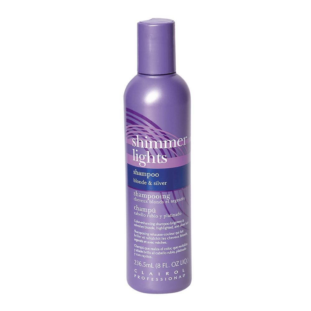 Shimmer Lights Conditioning Shampoo For Blonde