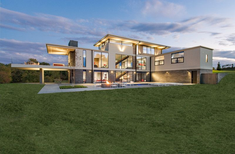 Whipplerussell Architects Have Recently Completed Walker Road A