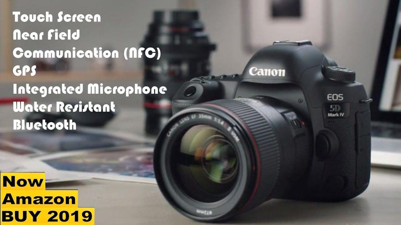 Canon Eos 5d Mark Iv Full Frame Dslr Camera With Ef 24 105mm F 4l Is Ii Digital Slr Camera Canon Dslr Camera Dslr Camera