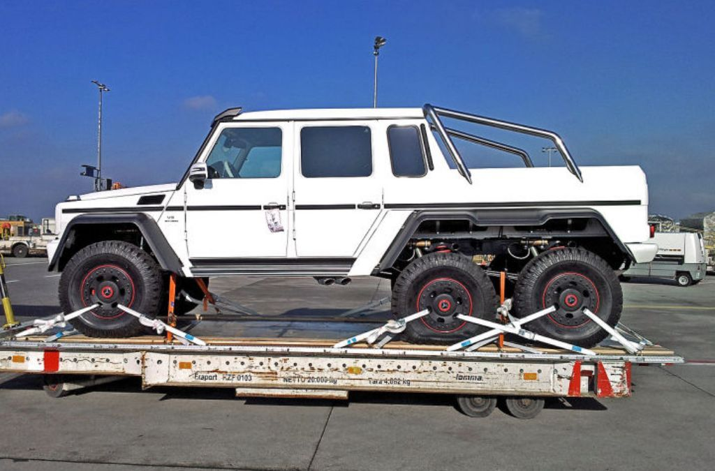 6 Wheel Drive G63 Amg With Images Mercedes G63 G63 Amg Mercedes