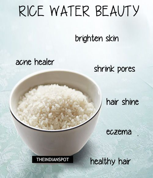 Rice Water Beauty Benefits And Uses Beauty Secrets