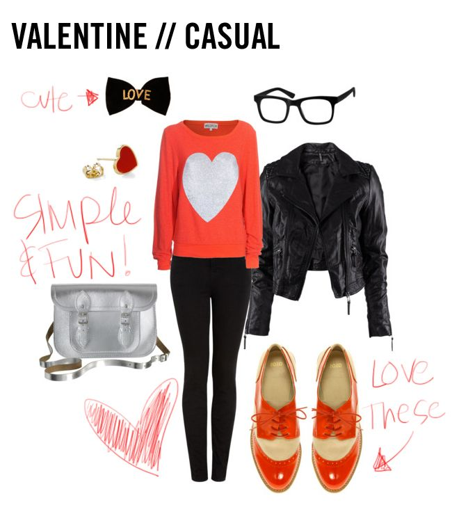 Dressy vs Casual Valentine Outfits | Love Creative Blog