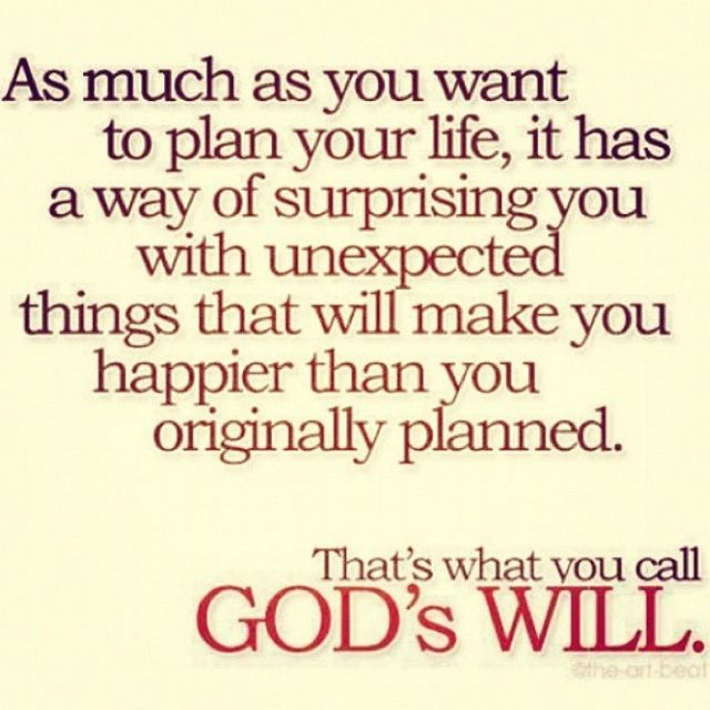 Unexpected Blessings Christian Quotes Inspirational College