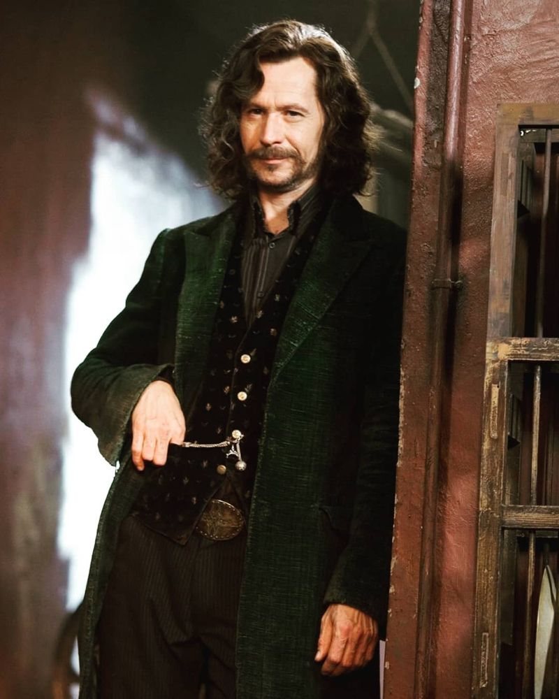 Gary Oldman Web On Instagram Happy Birthday To Our Favourite Godfather Sirius Black Harry Potter Aesthetic Harry Potter Characters Harry Potter Sirius